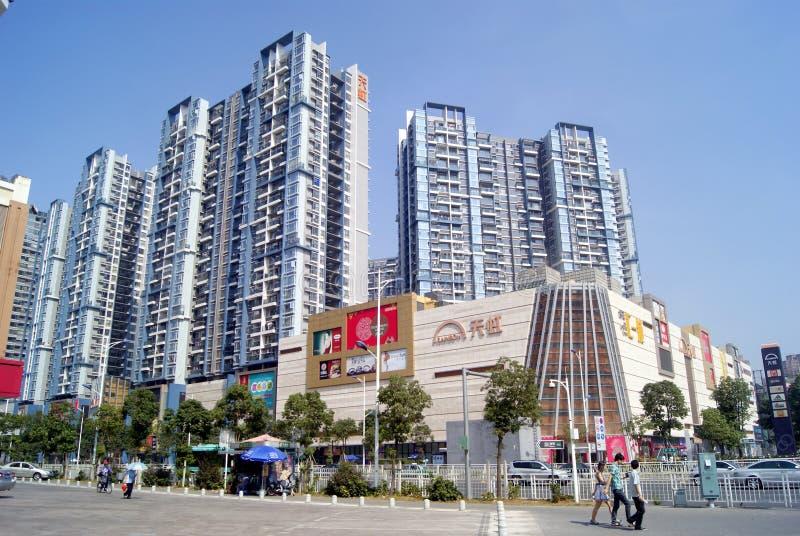 Download Shenzhen, China: Tian Hong Mall Editorial Photography - Image: 34845687