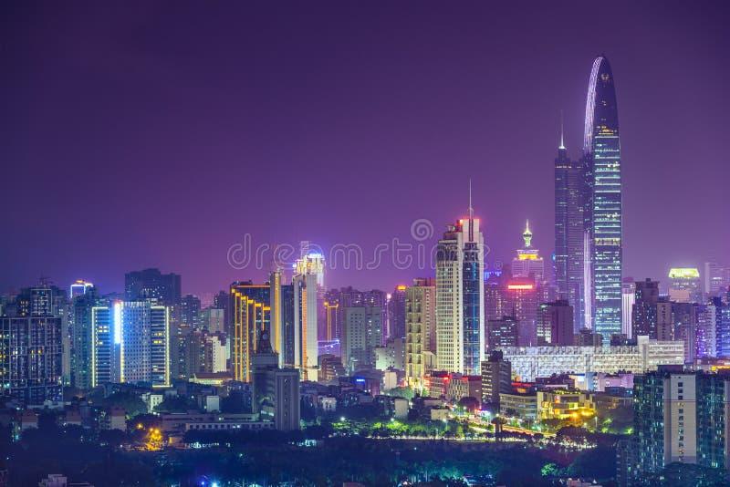 Shenzhen, Chine photo libre de droits