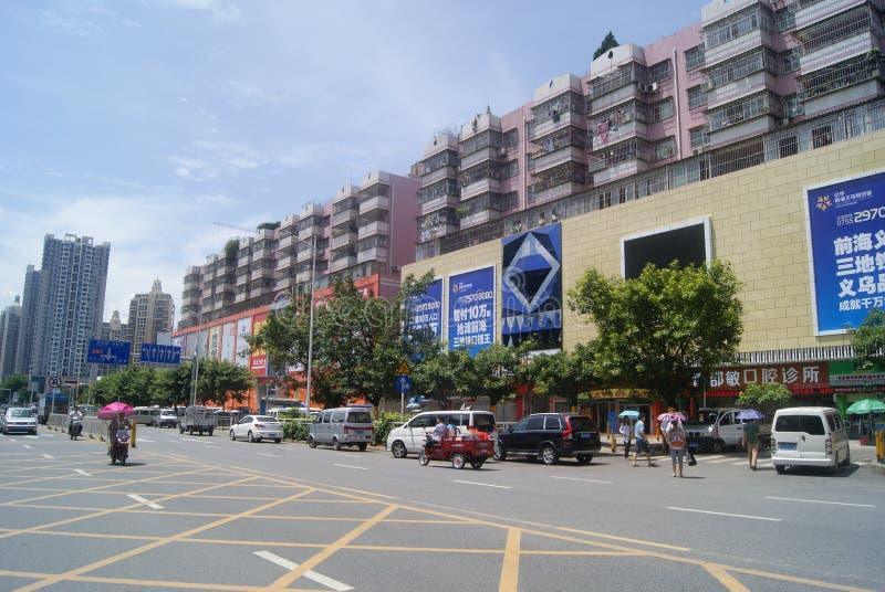 Download Shenzhen, Chino: Tráfico De City Road Foto de archivo editorial - Imagen de configuración, camino: 41919048