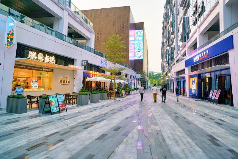 Shenzhen fotografia stock libera da diritti