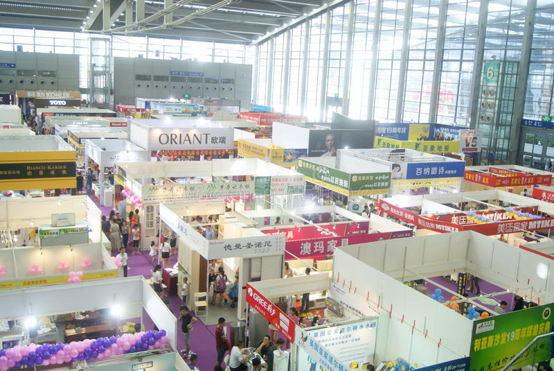 Good Download Shenzhen Home Decoration Building Materials Expo Landscape, In  China Editorial Stock Image   Image
