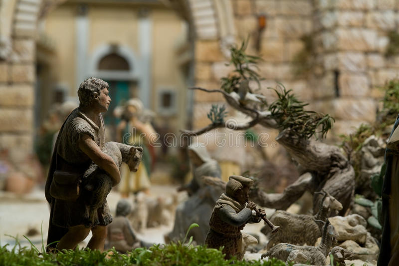 Download Shepherd stock image. Image of diorama, reproduction - 12413433
