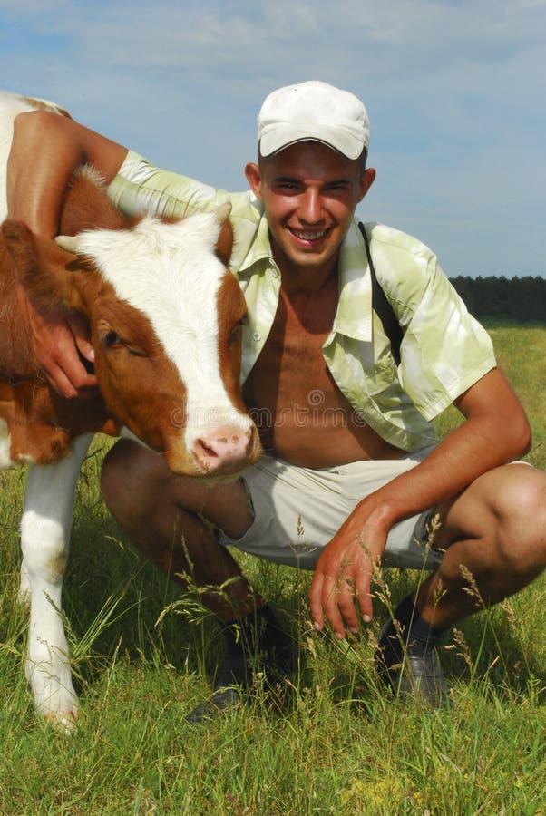 Free Shepherd Cow Pats. Royalty Free Stock Photo - 37379185