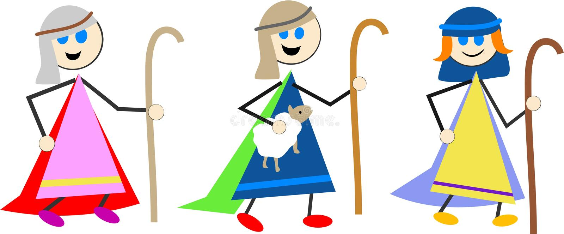 Download Shepherd kids stock illustration. Illustration of apparel - 246900