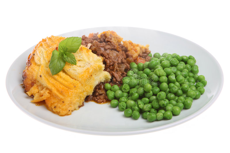 Shepherds Pie royalty free stock images