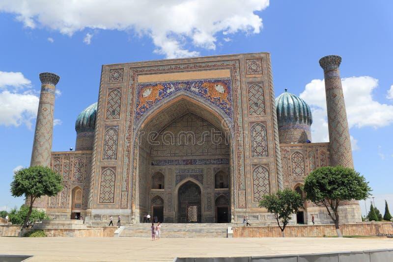 sher madrasah dor стоковые изображения
