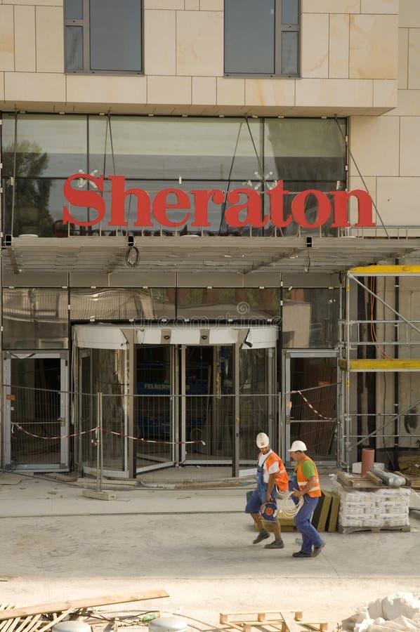 Sheraton fotografia stock libera da diritti