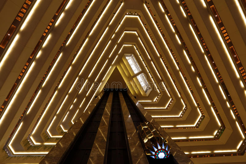 Download Sheraton Hotel In Doha, Qatar Editorial Photography - Image of inside, sheraton: 23649477