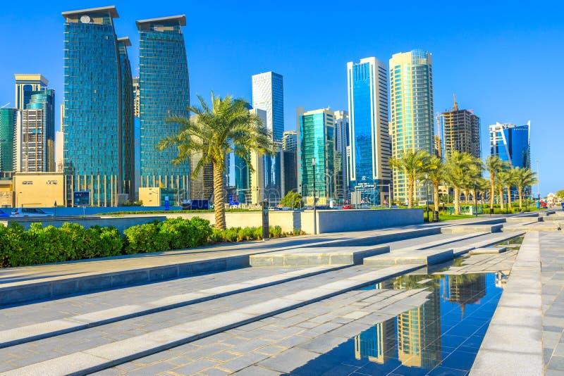 Sheraton Park Doha imagen de archivo