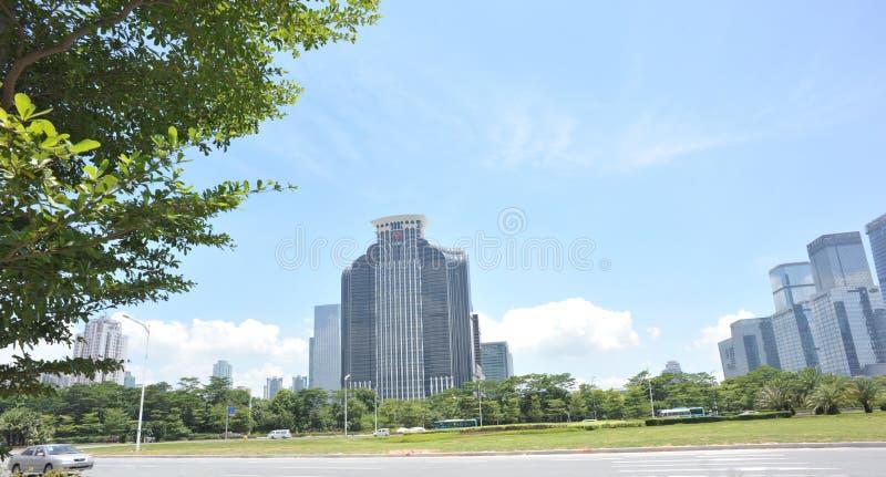 Download Sheraton shenzhen editorial stock photo. Image of cityscape - 20190643