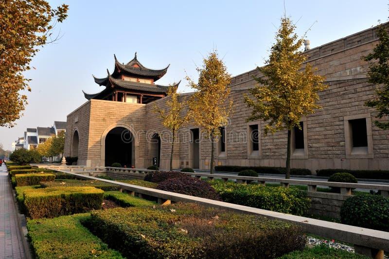 Sheraton Suzhou Hotel royalty free stock photos