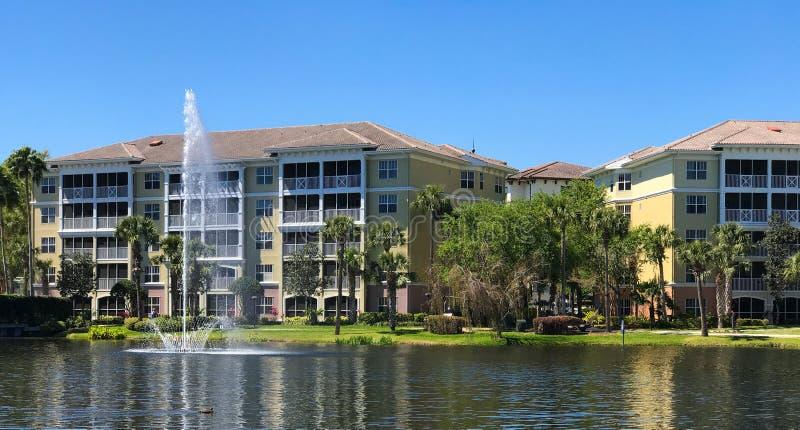 Sheraton Vistana Villages, Orlando, Florida stock foto's