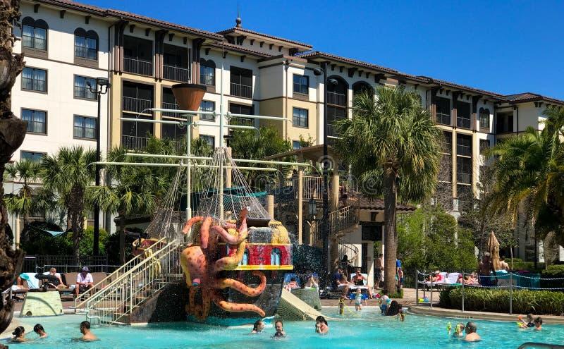 Sheraton Vistana Villages, Orlando, la Florida imagenes de archivo