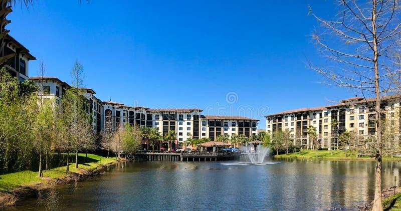 Sheraton Vistana Villages, Orlando, la Florida fotografía de archivo