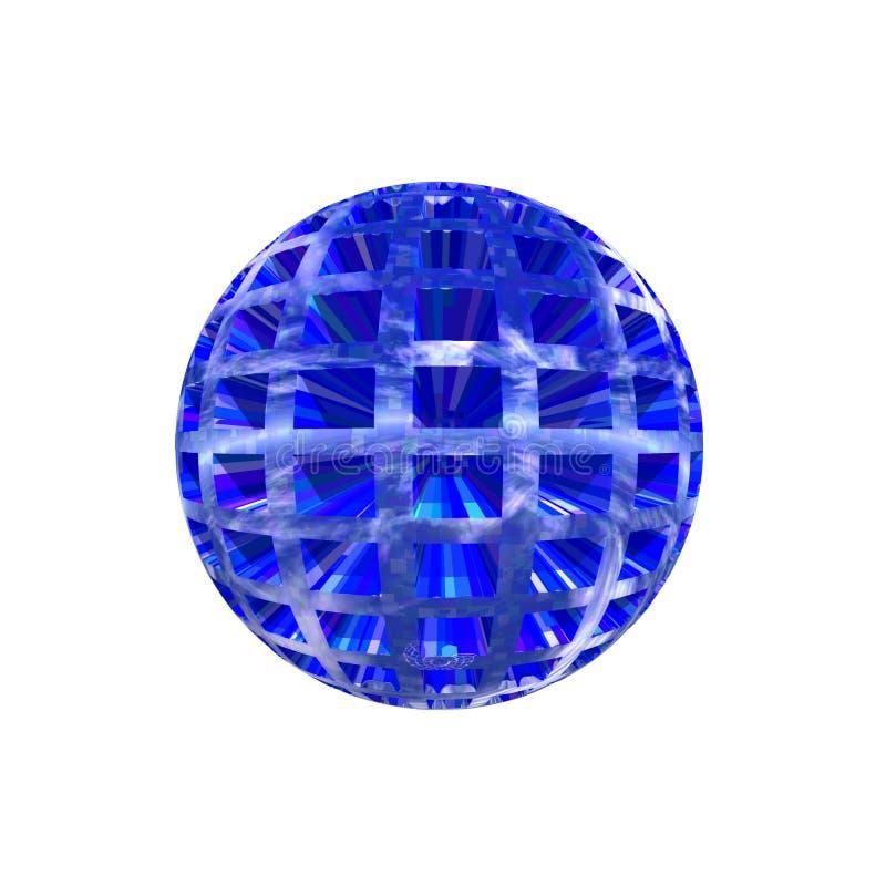 Sherical 3D button