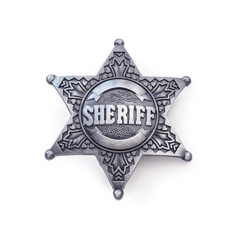 sheriff fotos de stock