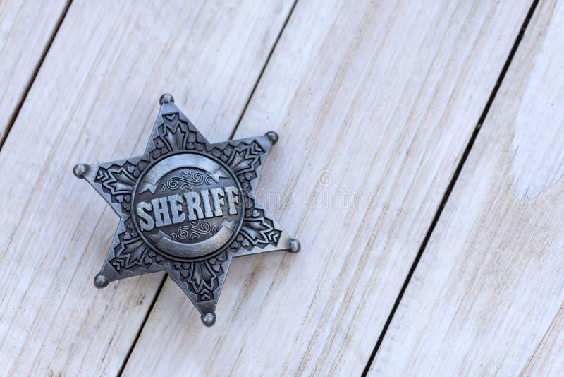 sheriff imagen de archivo