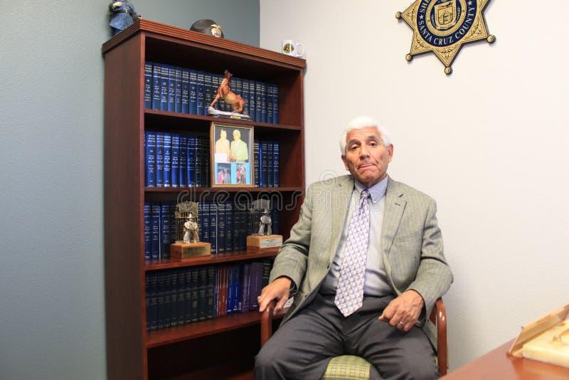 Sheriff tony estrada 4740 images libres de droits
