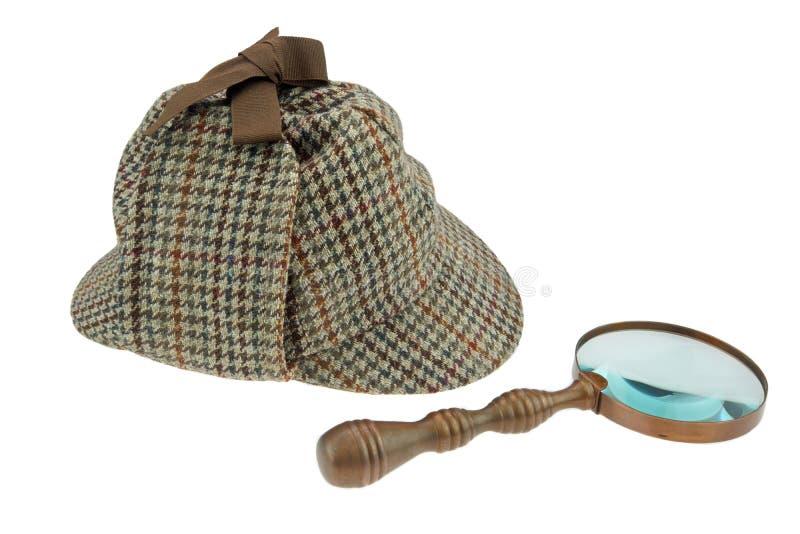 Sherlock Holmes Hat An...
