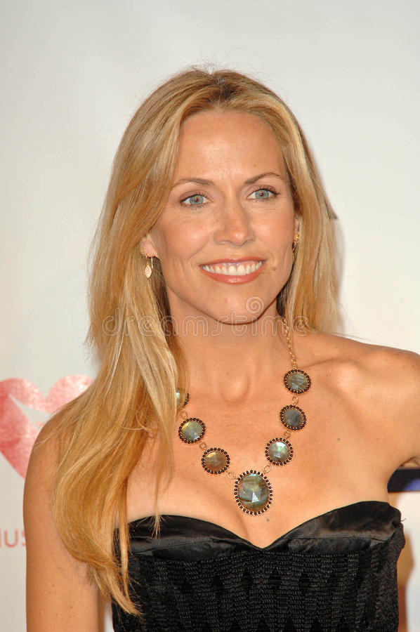 Sheryl Crow royalty-vrije stock fotografie