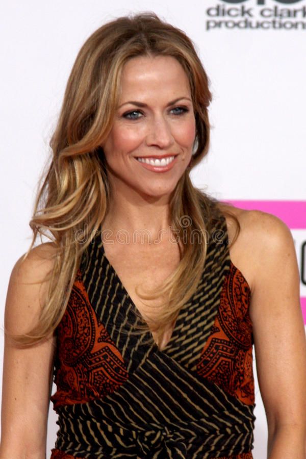 Sheryl Crow foto de stock royalty free