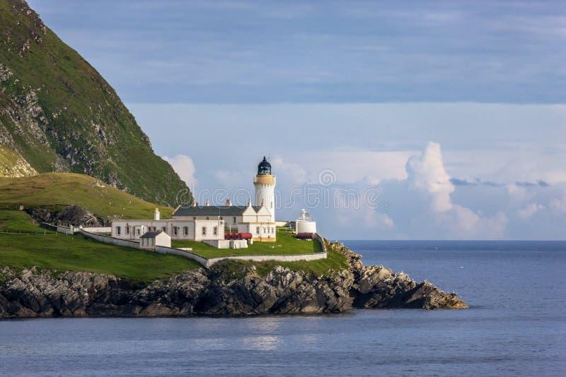 Shetland Lighthouse1 στοκ εικόνα με δικαίωμα ελεύθερης χρήσης