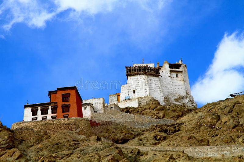 Download Shey Monastery Royalty Free Stock Image - Image: 24831866