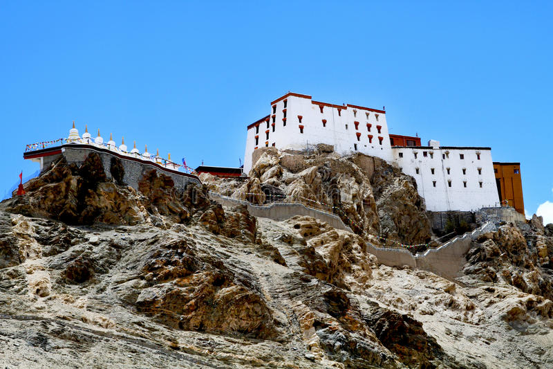 Download Shey monastery stock image. Image of temple, india, palace - 24832079