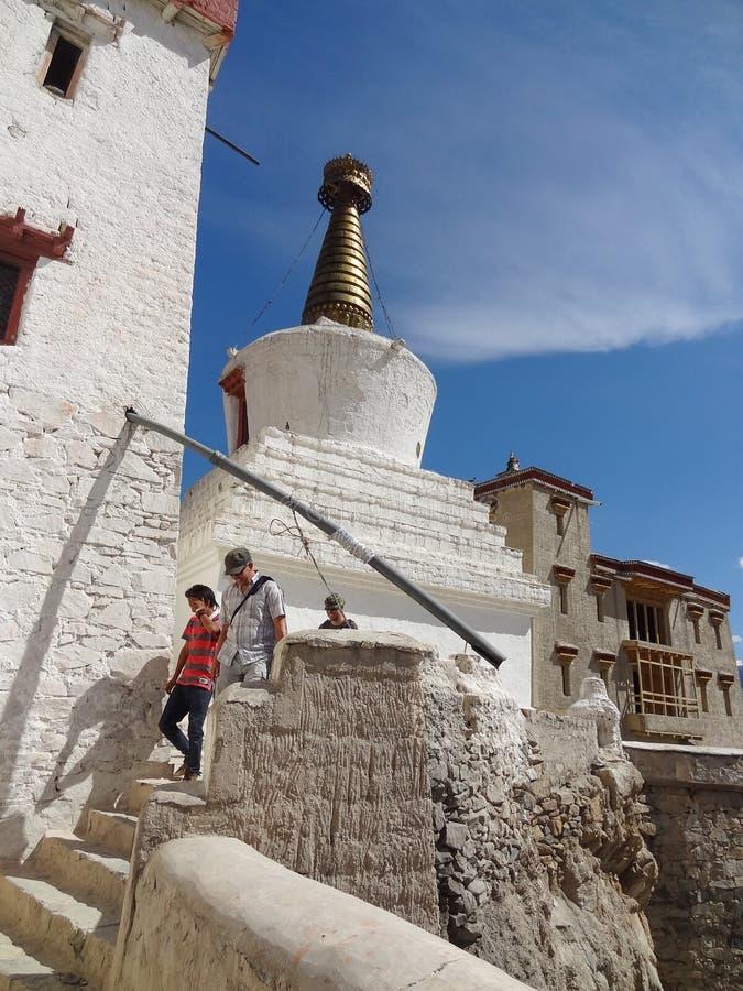 Shey Palace And Shrine, Ladakh,  India Editorial Stock Photo