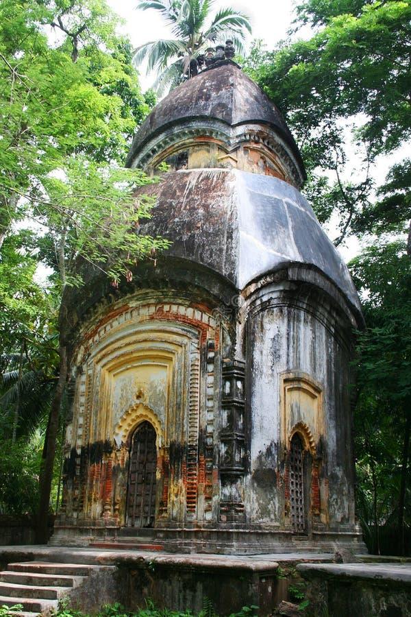 Shib reduz o templo fotos de stock