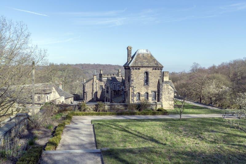 Shibden Hall, Shibden blisko Halifax, Zachodniego - Yorkshire obrazy stock