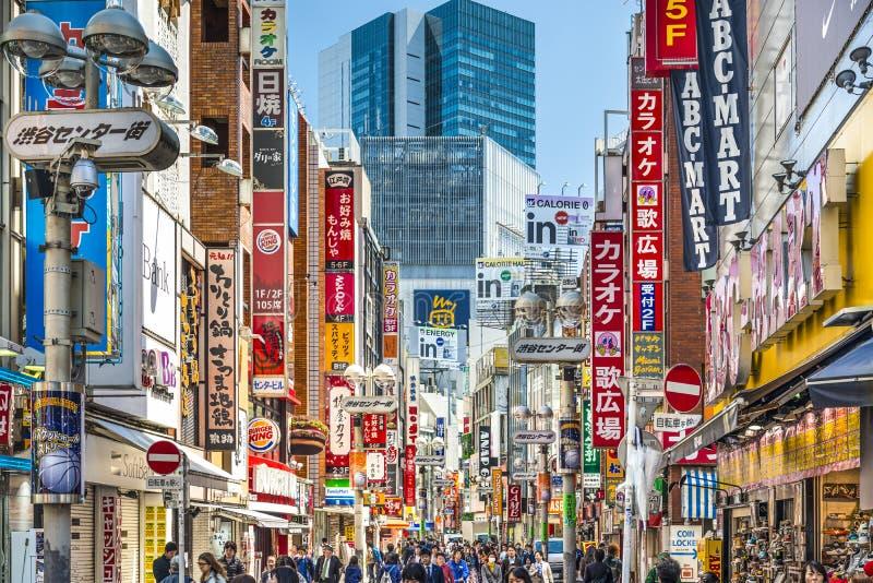 Shibuya стоковые изображения