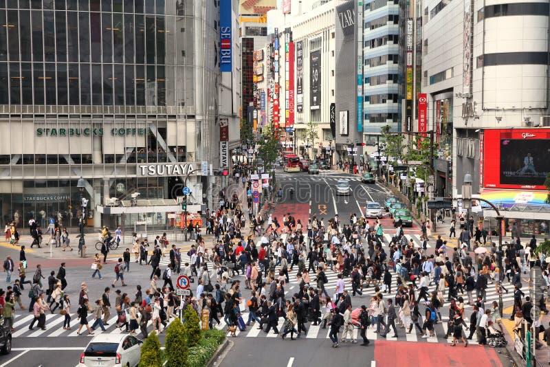 Shibuya photos libres de droits