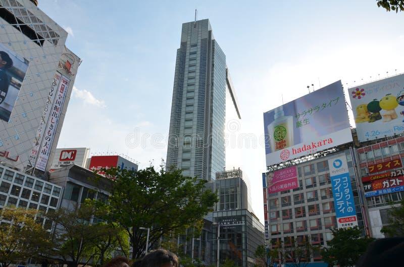 Shibuya stock afbeeldingen
