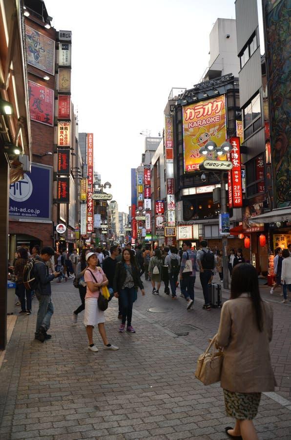 Shibuya stock foto's