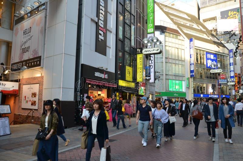Shibuya royalty-vrije stock foto's