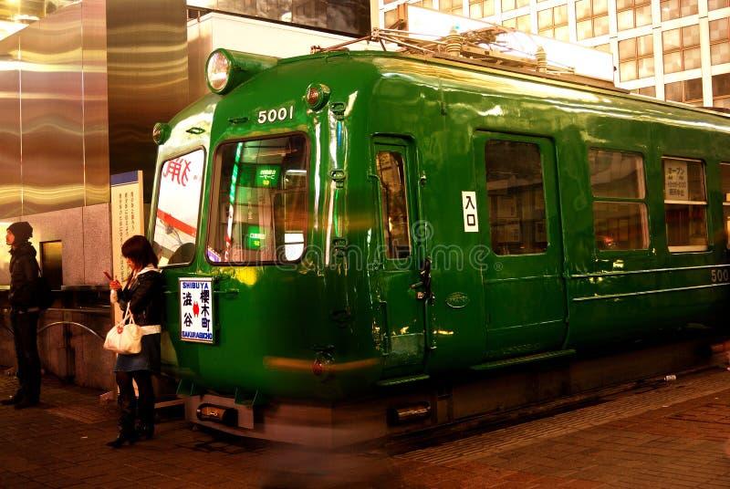 Shibuya, Tokyo, Japan stock image