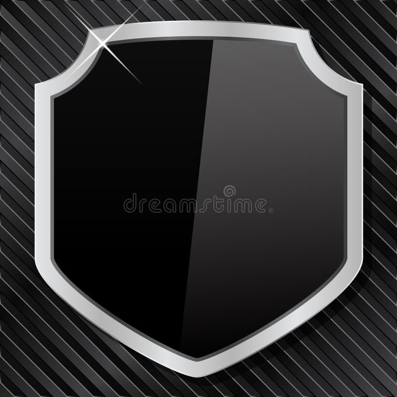 Download Shield stock vector. Image of heraldic, amber, plaque - 22533603