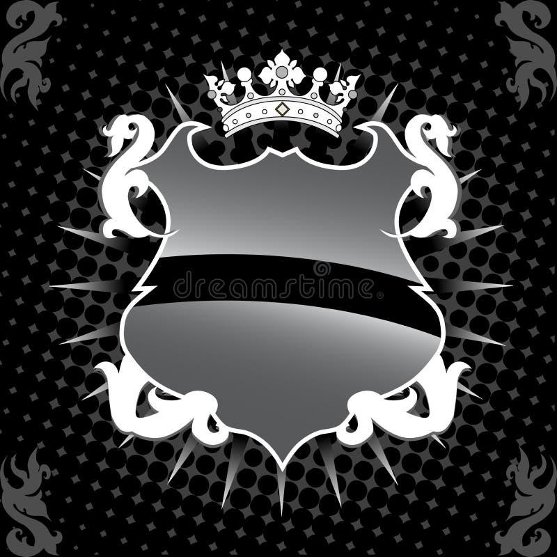 Shield royalty free illustration