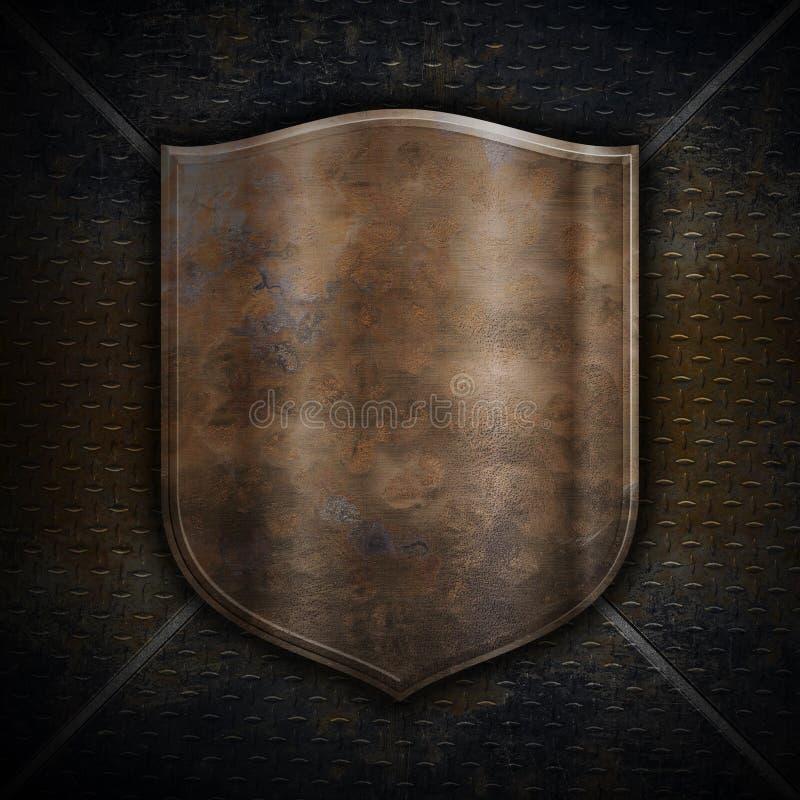 shield photographie stock libre de droits