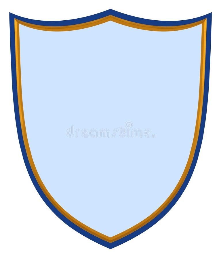 Download Shield stock illustration. Image of drawn, graphic, graphics - 955221