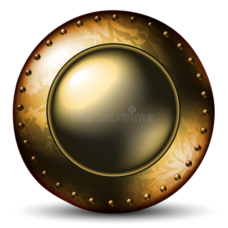 Download Shield celtic stock vector. Image of ancient, retro, arms - 23319424