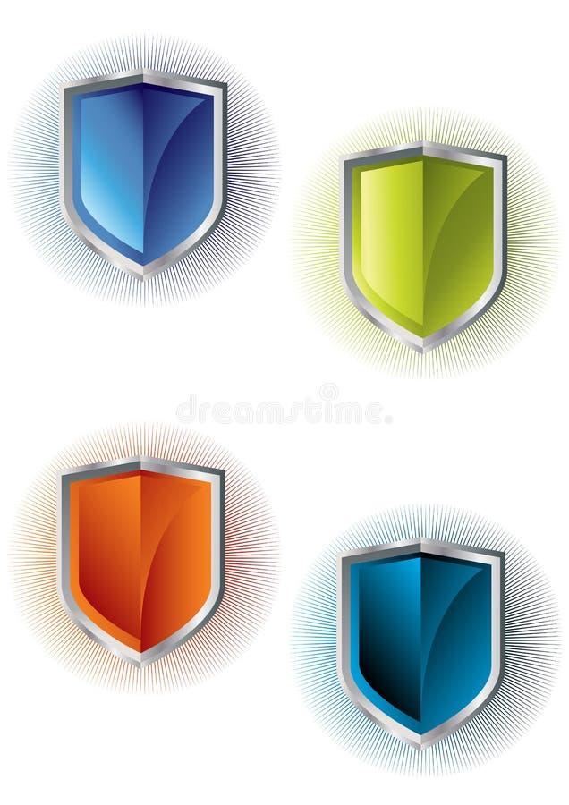 Shields Stock Image