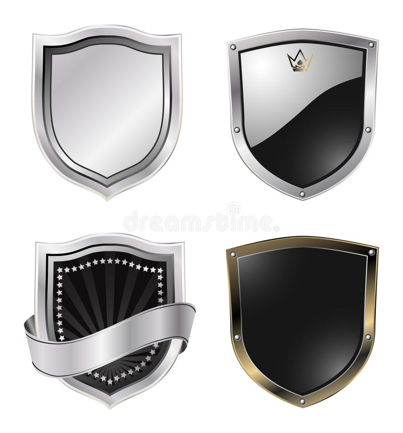 Free Shields Royalty Free Stock Photography - 14723967