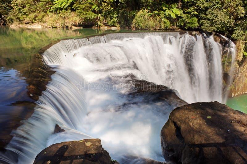 shifen водопад стоковое изображение rf