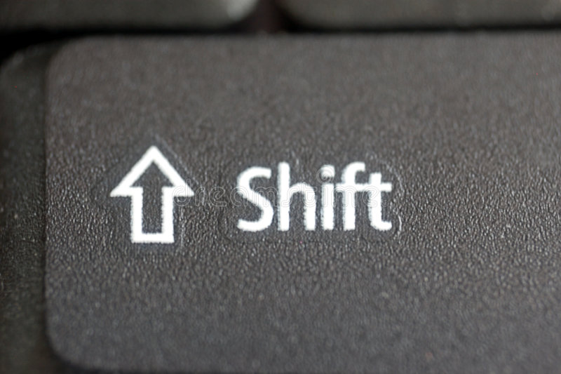 Download Shift button stock photo. Image of entry, communication - 5460076