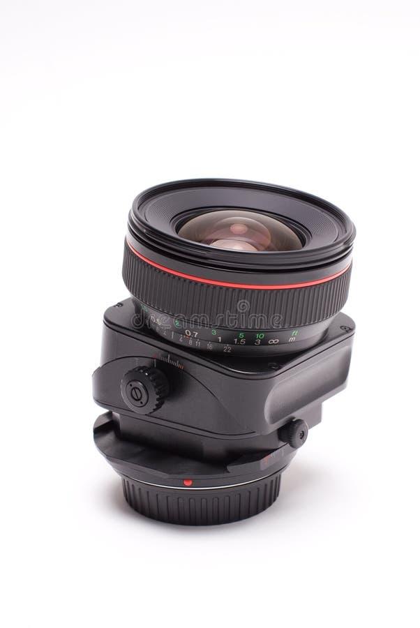 Shift Lens Royalty Free Stock Image