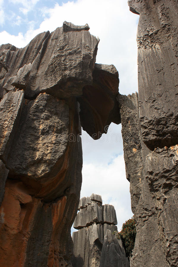 Shilin Stone Forest, World-famous Natural Karst Area ...