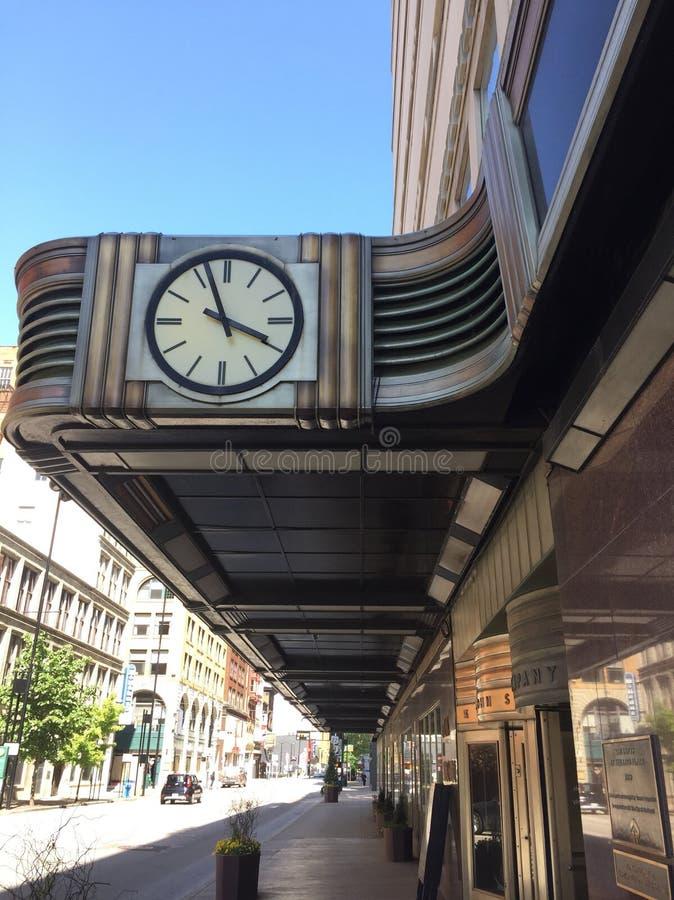 Shillitos a Cincinnati Ohio fotografie stock libere da diritti