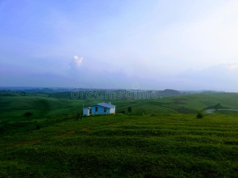 Shillong beauty stock images